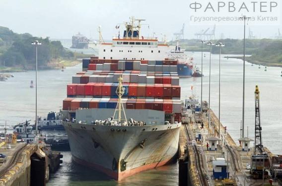 Транспортировка грузов из Китая (2)