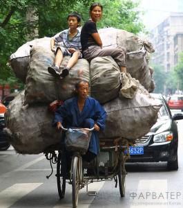Перевозка товара из Китая.